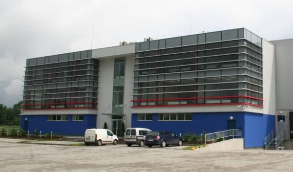 IPG, budynek, Portowa, Gliwice